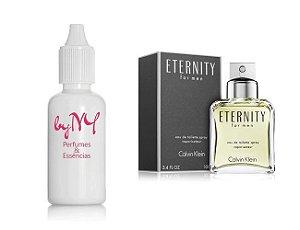 Essência Importada Masculina Inspirada Eternity For Men Calvin Klein