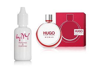 Essência Importada Feminina Inspirada Hugo Woman Hugo Boss
