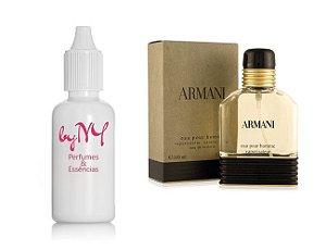 Essência Importada Masculina Inspirada Armani Pour Homme Giorgio Armani