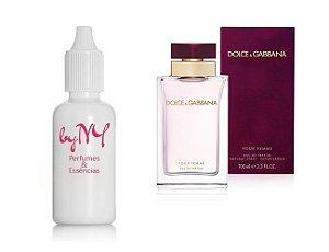 Essência Importada Feminina Inspirada Dolce & Gabbana Pour Femme