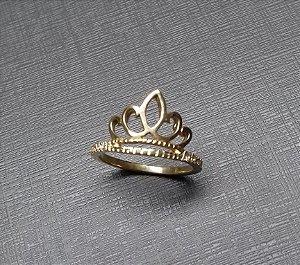 Anel de coroa
