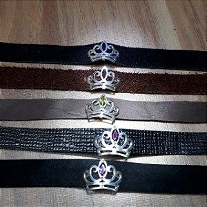 pulseira de coroa