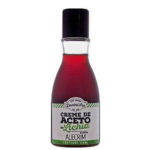 Creme de aceto de lichia sabor Alecrim - 120 ml