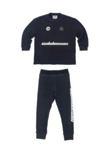 YEEZY - Conjunto Calabasas Thermal Ink