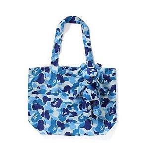 BAPE - Bolsa Chaveiro Azul