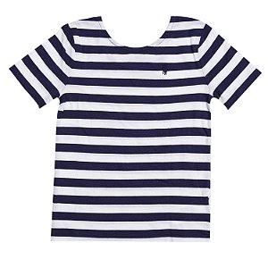 RALPH LAUREN - Camiseta Listrada