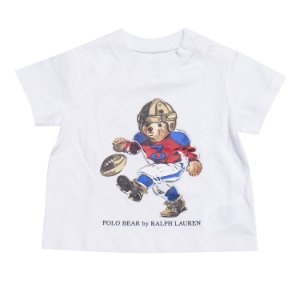 RALPH LAUREN - Camiseta Polo Bear Football