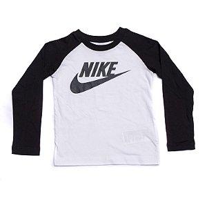 NIKE - Camiseta Meia Longa