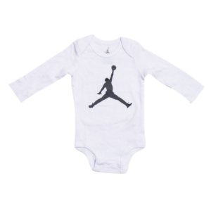 NIKE - Body  Air Jordan Manga Longa Branco