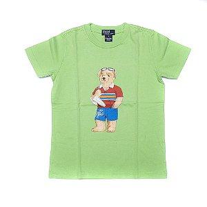 RALPH LAUREN - Camiseta Polo Bear Summer