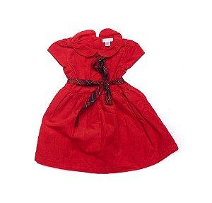 RALPH LAUREN - Vestido Vermelho