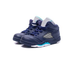 NIKE - Air Jordan 5 Retro Navy