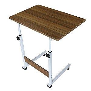 Mesa para Notebook Multiuso com Altura Regulavel com Rodinhas Vexmate