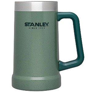 Caneca Termica STANLEY para Cerveja Bebidas Geladas e Quentes 709ml