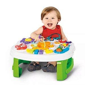 Smart Table Mesinha Mesa Centro de Atividades Calesita Com Som