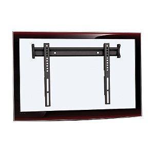 """Suporte Fixo de parede para TV LED LCD Plasma 3D Curva Monitor de 32"""" até 65"""" STPF66 Multivisão"""