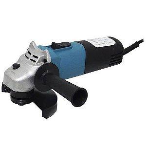 Esmerilhadeira Angular Lixadeira Rolamentada 110v 4.1/2 115mm 820w Importway