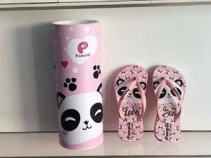 Chinelo Pampili Love Panda