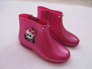 Galocha Monster High Grendene - Pink