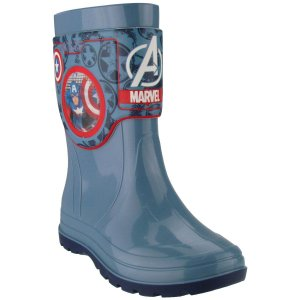 c67848b226a Comprar Agora. Galocha infantil menino Marvel - Capitão América