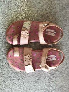 Sandália Ortopasso Mini Confort Rosa
