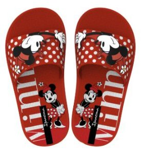 Chinelo Slide Ipanema Disney Mnnie