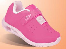 Tênis Kidy Hoox Baby Gloss/rosa