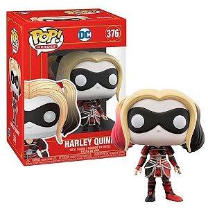 Funko Pop Heroes: DC - Harley Quinn #376