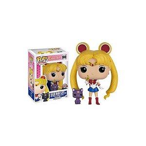Funko Pop! Animation: Sailor Moon - Sailor Moon e Luna #90