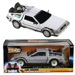 Action Figure: Back To The Future - Time Machine