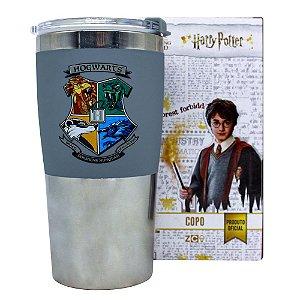 Copo viagem max Hogwarts Casas