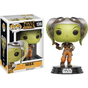Funko Pop: Star Wars - Hera #136