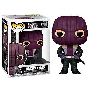 Funko Pop: The Falcon And The Winter Soldier - Baron Zemo #702