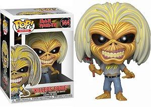 """Funko Pop! Rocks: Iron Maiden - """"Killers Eddie"""" #144"""
