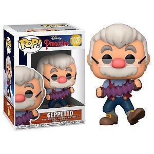 Funko Pop!: Pinocchio - Geppetto #1028