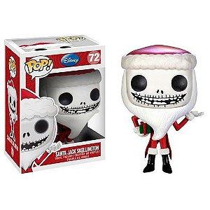 Funko POP!: Disney - Santa Jack Skellington #72