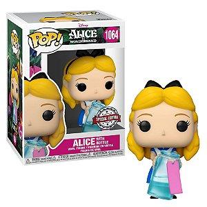 Funko Pop: Alice in Wonderland - Alice With Bottle #1064