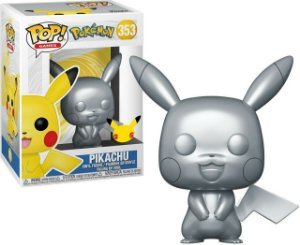 Funko Pop Games: Pokémon - Pikachu #353