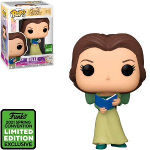 Funko Pop: Beauty And The Beast - Belle #1010