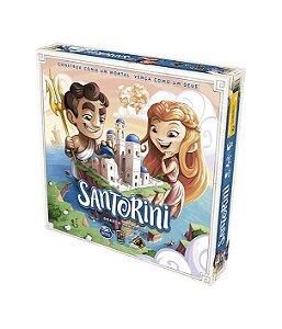 Board Game: Santorini - Galápagos Jogos