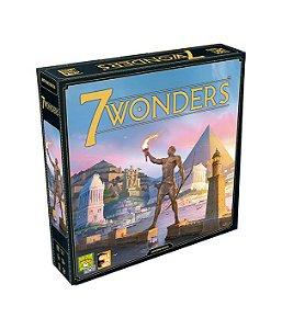 Board Game: 7 Wonders (2º Edição) - Galápagos Jogos