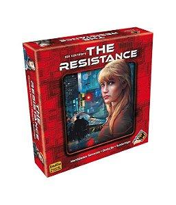 Board Game: The Resistance - Galápagos Jogos