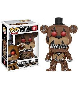Funko Pop Games: Five Nights at Freddy's - Nightmare Freddy #111