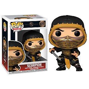 Funko Pop! Movies: Mortal Kombat - Scorpion 1055