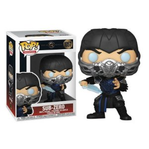 Funko Pop! Movies: Mortal Kombat - Sub-Zero #1057
