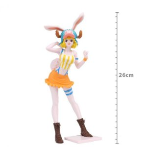 ACTION FIGURE: ONE PIECE - CARROT - SWEET STYLE PIRATES