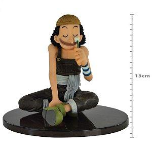 Action Figure: ONE PIECE - USOPP - WORLD FIGURE COLOSSEUM2 VER.A