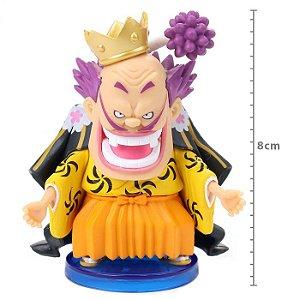 Action Figure: ONE PIECE - KUROZUMI OROCHI - SAGA DE WANO WCF