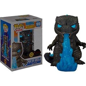Funko Pop Movies: Godzilla Vs Kong - Heat Ray Godzilla #1018 (Glow)