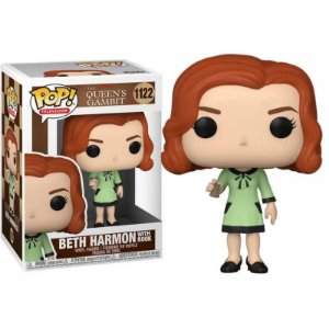 Funko Pop Television: Queen's Gambit - Beth Harmon With Rook #1122
